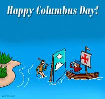 happy thanksgiving in canada and happy columbus day in the us