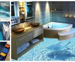fanciful d s turn your bathroom into an ocean bored panda to dark