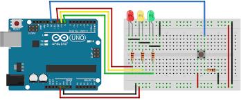 arduino programming for beginners the traffic light controller