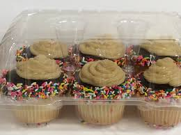 amazon com clear cupcake boxes 4