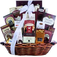 thank you basket great arrivals thank you chocolate gift basket