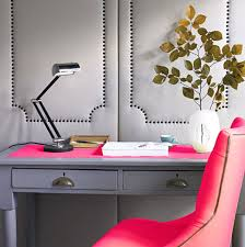 Colored Desk Chairs Design Ideas Furniture Office Decor With Grey Office Desk Feat Pink Top Also