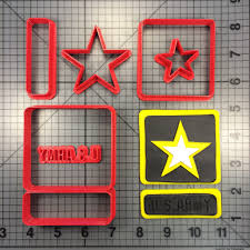 Flag Cookie Cutter Military Jb Cookie Cutters