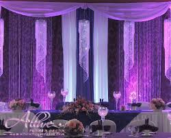 Curtains San Jose Fancy Backdrop With Chanderliers Curtains Beautiful