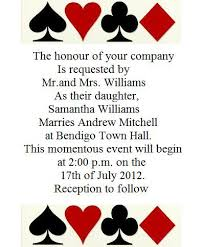 vegas wedding invitations las vegas wedding invitation wording creative and memorable