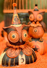 halloween folk art u2014 johanna parker design