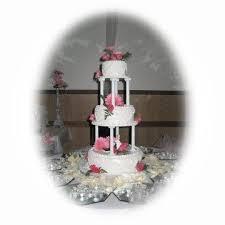 stacking a three tier wedding cake thriftyfun