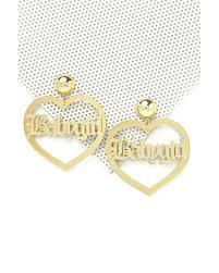 baby hoop earrings lyst gal baby girl acryclic hoop earrings baby girl