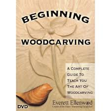 beginning woodcarving dvd carving carbatec