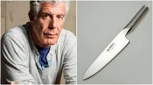 anthony bourdain on kitchen knives bourdain says this is the perfect starter chef s knife