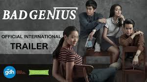 bad genius official international trailer 2017 gdh youtube