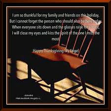 wishing you a happy thanksgiving i wish you were here with us my precious allie rose mommy and