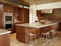 kitchen island with stove and seating small space kitchen island with seating smith design dining