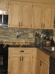 Crackle Paint Kitchen Cabinets Lynda Bergman Decorative Artisan S New Kitchen Cabinets