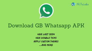 downlaod whatsapp apk gb whatsapp apk how to use dual whatsapp hitricks