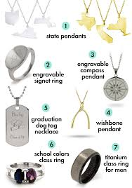 high school graduation gifts for him high school college graduation gifts evesaddiction jewelry