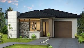Home Design For Single Story Single Home Designs With Well Simple One Story House Design Story