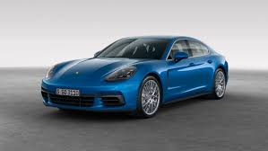Porsche Panamera 2016 - la auto show to see debut of panamera and panamera executive models