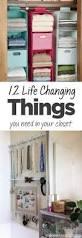 best 25 clothing organization ideas on pinterest closet storage