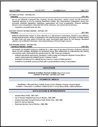 Paralegal Resume Tips Paralegal Resume Sample The Resume Clinic