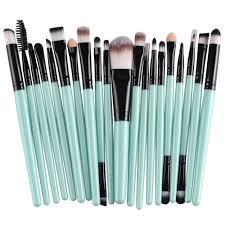 online get cheap 20 piece makeup brush set aliexpress com