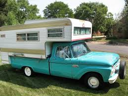 Fixing Up Old Ford Truck - 20 370 miles 1966 ford f 100 camper special