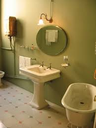 Vintage Bathroom Mirror Wonderful Vintage Bathroom Lighting Ideas Vintage Bathroom Mirror