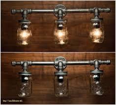 Rustic Bathroom Lighting Ideas Rustic Bathroom Light Fixtures With Lovely Best 25 Rustic Vanity