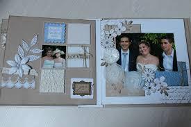 scrapbooking mariage modele album scrapbooking mariage