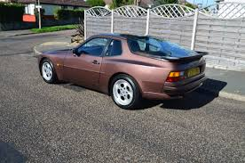 modified porsche 944 1986 porsche 944 turbo being auctioned at barons auctions