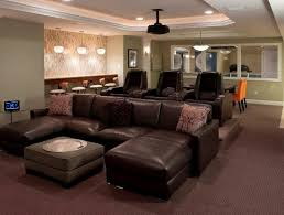 home theater seating edmonton adorable 10 modern home theater furniture inspiration of cineak
