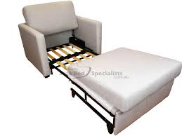 Single Folding Bed Chair Sofabed With Timber Slats Sofa Bed Specialists