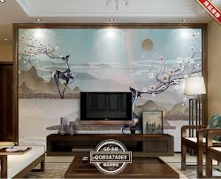 online get cheap deer wall paper aliexpress com alibaba group chinese vintage 3d wall paper sika deer relief 3d wallpaper for living room retro photo wallpaper