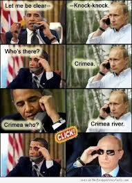 Obama Putin Meme - barack obama let me be clear vladimir putin knock knock