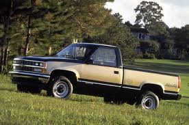 first chevy ever made 12 pickups that revolutionized truck design