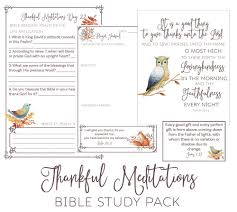 a heart of thanksgiving scripture family bible study archives path through the narrow gate