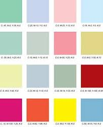 sherwin williams color preservation palettes retro 1950 u0027s paint