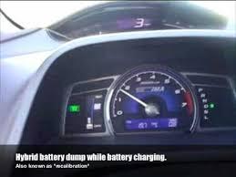 gas mileage for 2007 honda civic 2007 honda civic hybrid battery problems