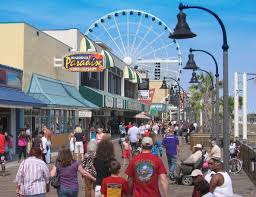grand strand attractions meridian plaza