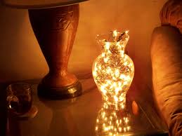 Christmas Lights In A Vase by Light Up Vases Pictures To Pin On Pinterest Pinsdaddy