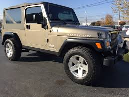 lj jeep 2006 lj rubicon highline build american expedition vehicles