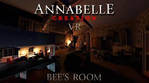 annabelle creation vr bee u0027s room youtube