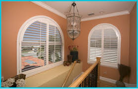 Interior Shutters For Windows Customized Plantation Shutters For All Those Specialty Shaped