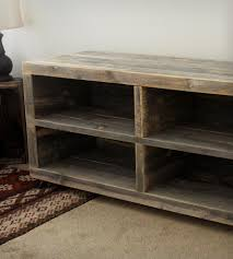 Reclaimed Wood Shelves by Reclaimed Wood Bookshelf Home Furniture J W Atlas Wood Company