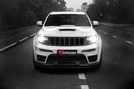 renegade jeep black v2 tyrannos hood srt jeep grand cherokee u2013 wicked 1 customs