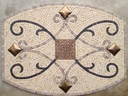 tile medallions for kitchen backsplash tile medallions for backsplash etrevusurleweb