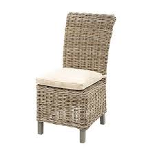 Cushion Construction Woven Rattan Side With A Seat Cushion Product
