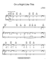 God Gave Me You Chords Dave Barnes Dave Barnes Sheet Music To Download And Print World Center Of