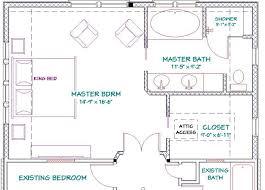 large master bathroom floor plans bedroom outstanding masterbedroom floor plans house plans