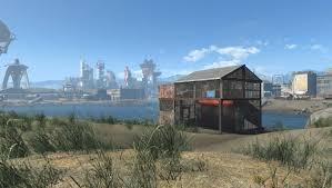 Minimalist Modern Fallout 4 Minimalist Modern Home At Nordhagen Beach Album On Imgur
